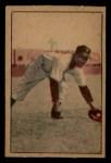 1952 Berk Ross  Hank Thompson  Front Thumbnail