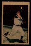 1952 Berk Ross  Bob Feller  Front Thumbnail