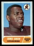 1968 Topps #24  Ernie Green  Front Thumbnail