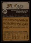 1973 Topps #599  Ed Crosby  Back Thumbnail