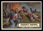1962 Topps Civil War News #52   Friendly Enemies Front Thumbnail