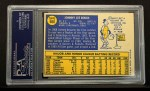 1970 Topps #660  Johnny Bench  Back Thumbnail