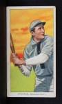 1909 T206  Francis Pfeffer  Front Thumbnail