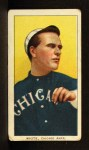 1909 T206 PCH Doc White  Front Thumbnail