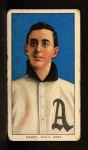1909 T206  Jack Barry  Front Thumbnail