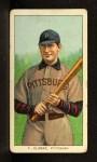 1909 T206 #67 BAT Fred Clarke  Front Thumbnail