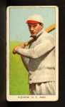 1909 T206 #191 BAT Red Kleinow  Front Thumbnail