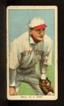 1909 T206 #13 NY Neal Ball  Front Thumbnail