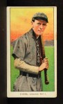 1909 T206 #118 CHI Johnny Evers  Front Thumbnail