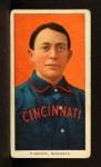 1909 T206 #169 POR Miller Huggins  Front Thumbnail