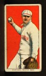 1909 T206 #56  Bill Carrigan  Front Thumbnail