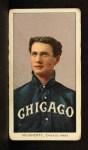 1909 T206 POR Patsy Dougherty  Front Thumbnail