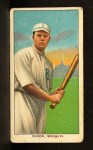 1909 T206 #45 BAT Al Burch  Front Thumbnail