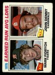 1977 Topps #7   -  Mark Fidrych / John Denny ERA Leaders   Front Thumbnail