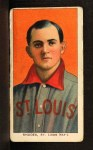 1909 T206  Charlie Rhodes  Front Thumbnail