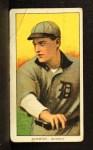1909 T206 #319 THR Boss Schmidt  Front Thumbnail