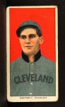 1909 T206 #112  Ted Easterly  Front Thumbnail