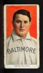 1909 T206  Doc Adkins  Front Thumbnail