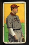 1909 T206  Jimmy Williams  Front Thumbnail