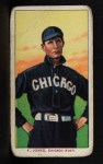 1909 T206 HIP Fielder Jones  Front Thumbnail