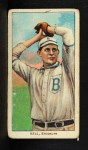 1909 T206 #26 OVR George Bell  Front Thumbnail