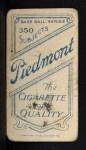 1909 T206  Joe Kelley  Back Thumbnail