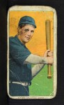 1909 T206  Ed Hahn  Front Thumbnail