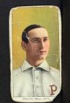 1909 T206 POR Mickey Doolan  Front Thumbnail