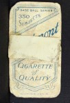 1909 T206 #196 PCH Harry Krause  Back Thumbnail