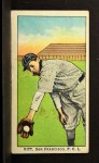 1911 T212 Obak #161 RED Oscar Vitt  Front Thumbnail