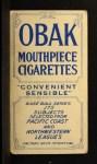 1910 T212 Obak 175 Jimmy Whalen  Back Thumbnail