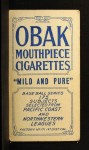 1910 T212 Obak xOLD Jimmy Shinn  Back Thumbnail