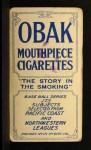 1910 T212 Obak 175 Kid Mohler  Back Thumbnail