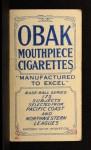 1910 T212 Obak 175 Ed Griffin  Back Thumbnail
