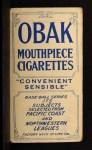 1910 T212 Obak 175 Howard Murphy  Back Thumbnail