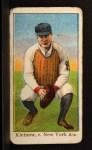 1909 E92 Dockman #19  Red Kleinow  Front Thumbnail