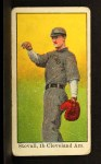 1909 E90-1 American Caramel  George Stovall  Front Thumbnail