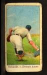 1909 E92 Dockman #31 FLD Boss Schmidt  Front Thumbnail