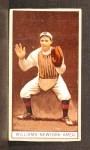 1912 T207  Bob Williams  Front Thumbnail