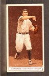 1912 T207 #173  Oscar Stanage    Front Thumbnail