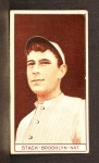 1912 T207  Eddie Stack    Front Thumbnail