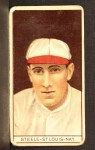 1912 T207 #174  Bill Steele    Front Thumbnail