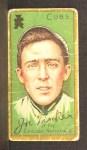 1911 T205 #191  Joe Tinker  Front Thumbnail