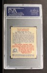 1949 Bowman #12  Cass Michaels  Back Thumbnail