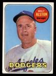 1969 Topps #24 ^COR^ Walter Alston  Front Thumbnail