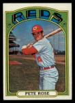 1972 Topps #559  Pete Rose  Front Thumbnail