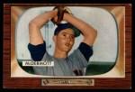 1955 Bowman #165  Mickey McDermott  Front Thumbnail