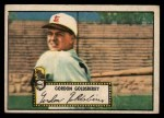 1952 Topps #46  Gordon Goldsberry  Front Thumbnail