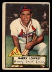 1952 Topps #111  Peanuts Lowrey  Front Thumbnail