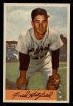 1954 Bowman #119  Fred Hatfield  Front Thumbnail